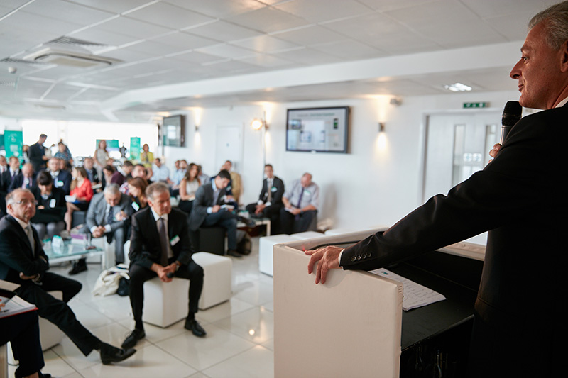 Arval's international press conference in London