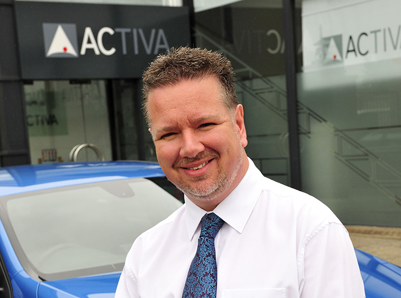 Martin Hughes remarketing manager Activa Contracts 4