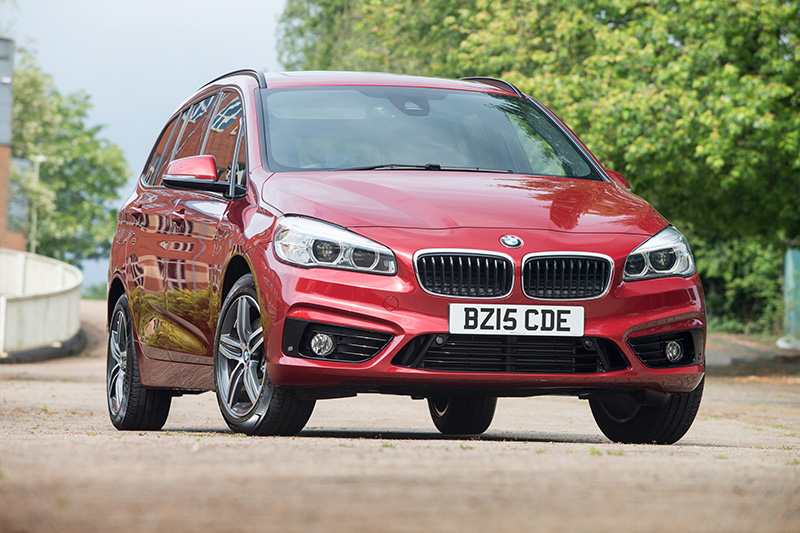 for the BMW 216d SE Gran Tourer2