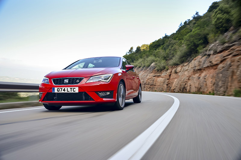 SEAT Leon 5 Door 2.0 TDI FR 184PS review