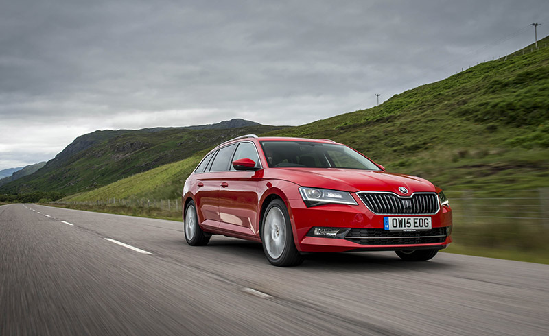 Skoda Superb 1.9 TDI 150 SE Estate