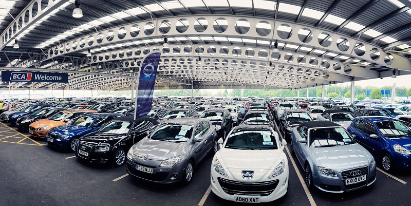 Used car market monitored for impact of record registrations on values