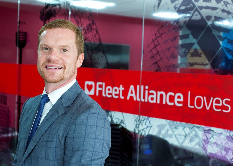 Martin Brown, Fleet Alliance MD: