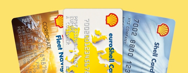 shell cards