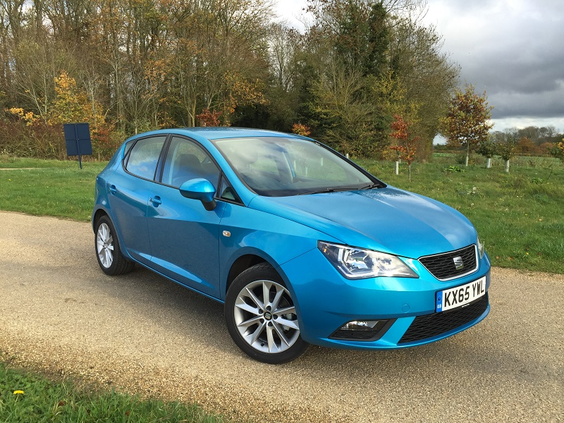 The latest SEAT Ibiza 5-door