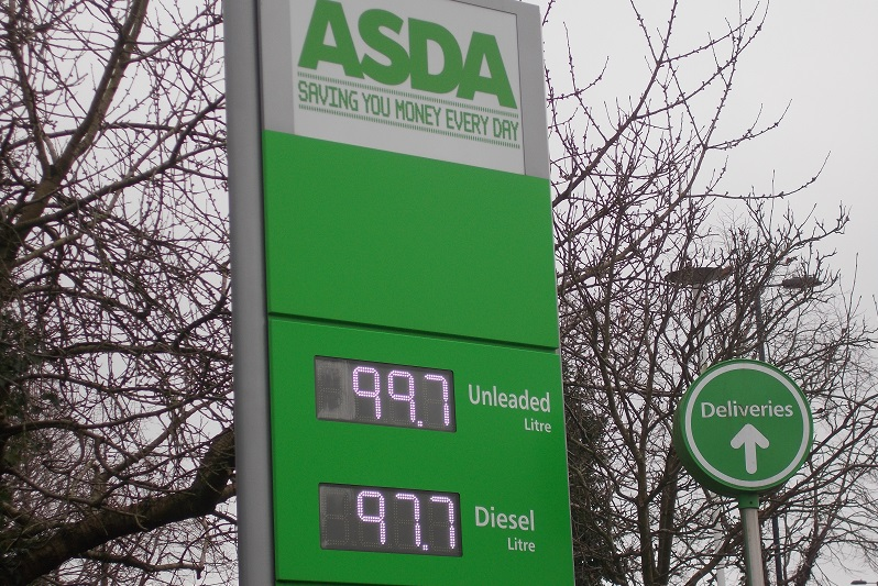 Soaring fuel costs