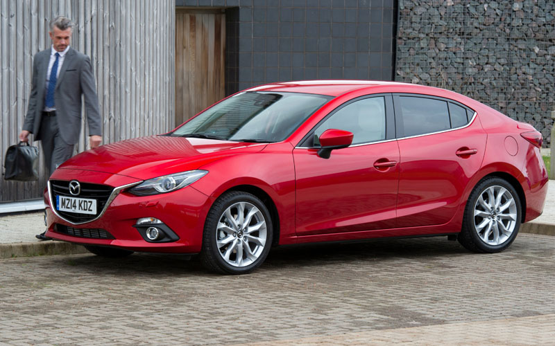 Mazda3 on business use