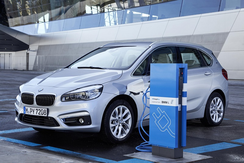 BMW plug-in hybrid 2 Series ePerformance