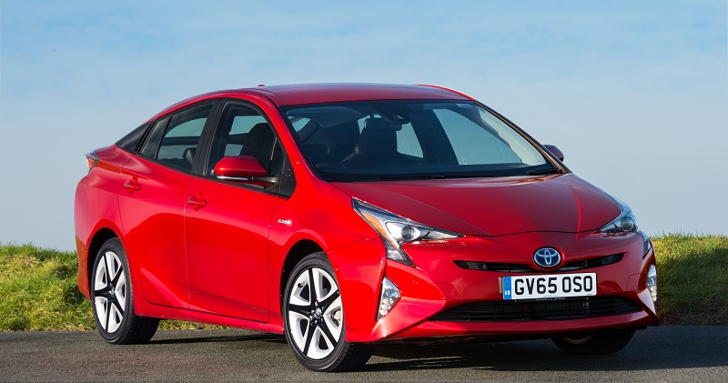 Toyota Prius 5-star first in new Euro NCAP pedestrian tests