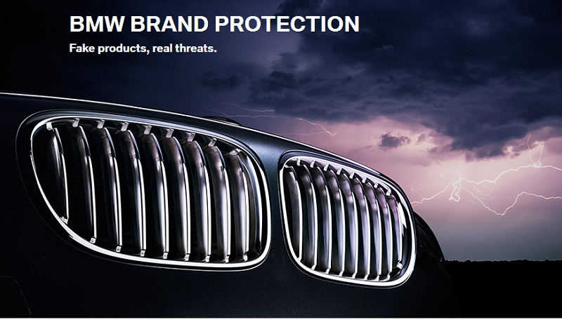 BMW warns of real risks from £28 billion automotive fakes trade