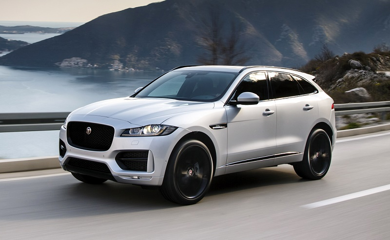 New Jaguar F-Pace - click here for review