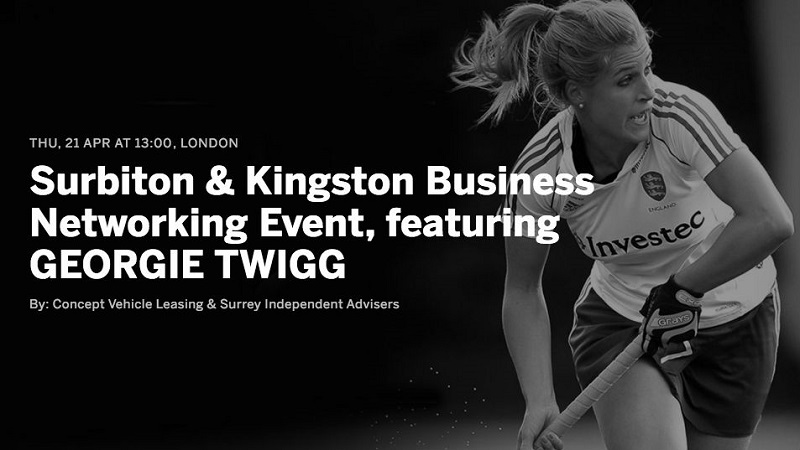 Georgie Twigg headlines Concept business networking event