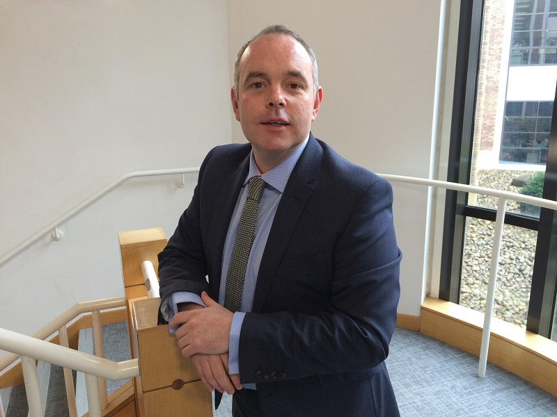 Todd Williams - new head of broker at Arval