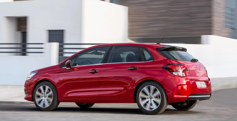 Searching for the perfect taxi: The Citroen C4 offers good economy