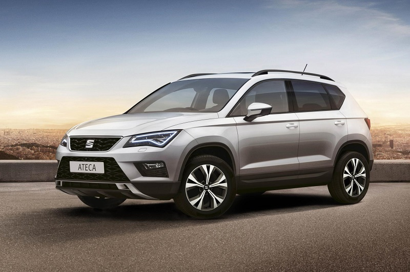 SEAT Ateca Horizon Chaser shows what public want for First Edition