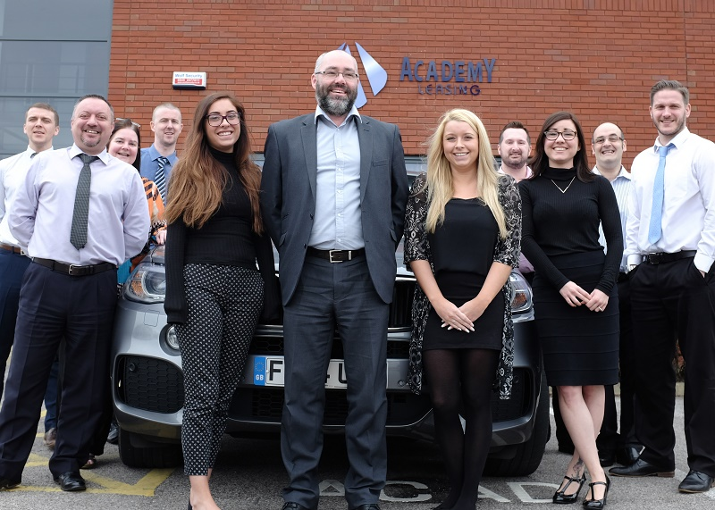 Academy Leasing's more than vehicle broker