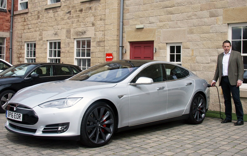 Chevin urges grants for workplace electric car chargers