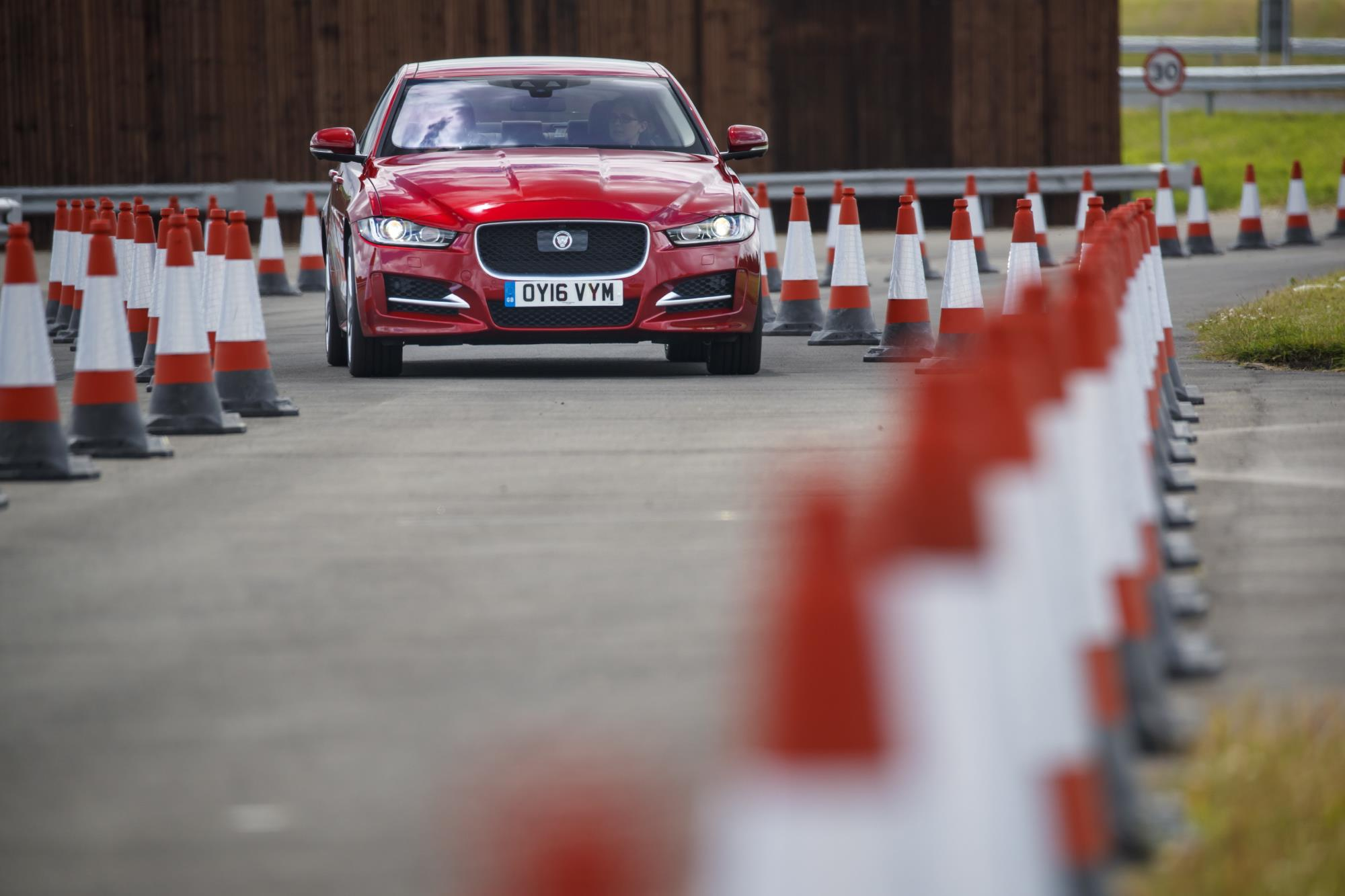 JLR's intelligent cars