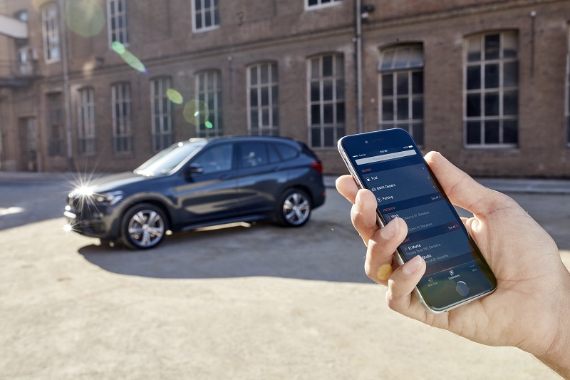 New app BMW Connected provides a seamless services experience for personal mobility - not just for future cars but for 400,000 BMWs already on UK roads