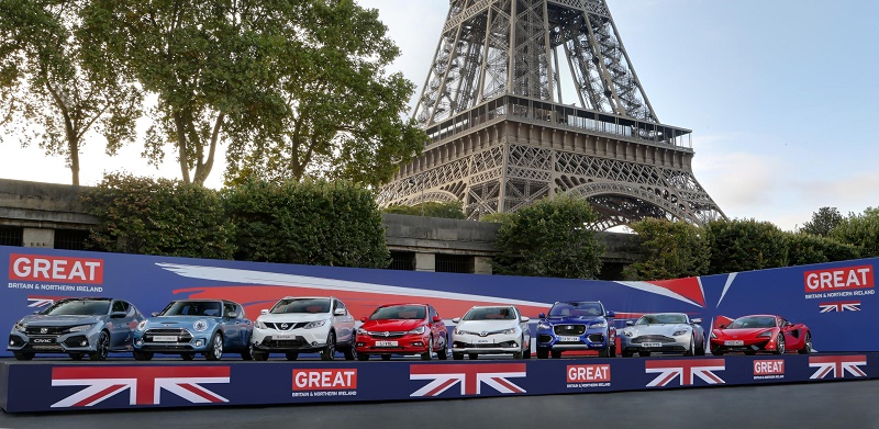 Brit car-makers link