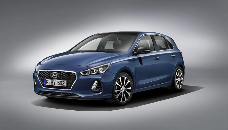 new Hyundai i30