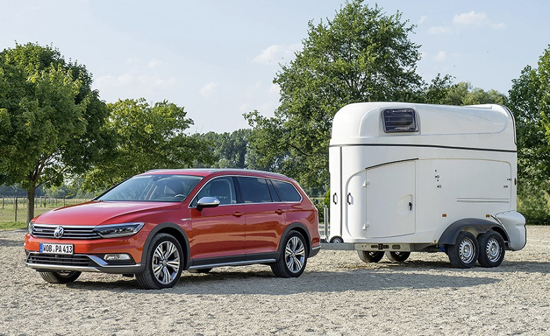 Passat Alltrack Towcar of the Year