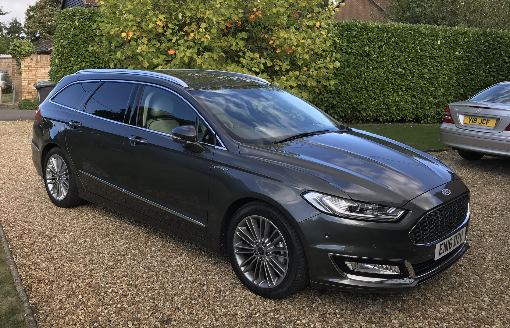 Ford Mondeo Vignale 2.0 TDCI 180 Powershift Estate