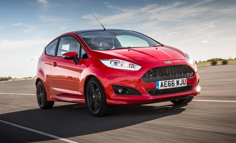 Ford Fiesta leads UK 2016 sales