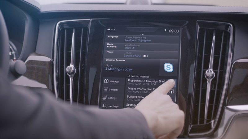 Volvo_Join_Skype_for_Business_meeting_in_a_Volvo_car