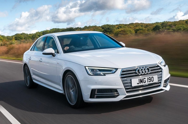 Audi A4 Best Large Sme Company Car Business Car Manager