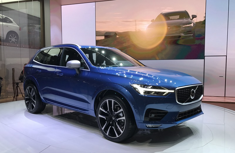 New Volvo XC60 will appeal to corporate buyers