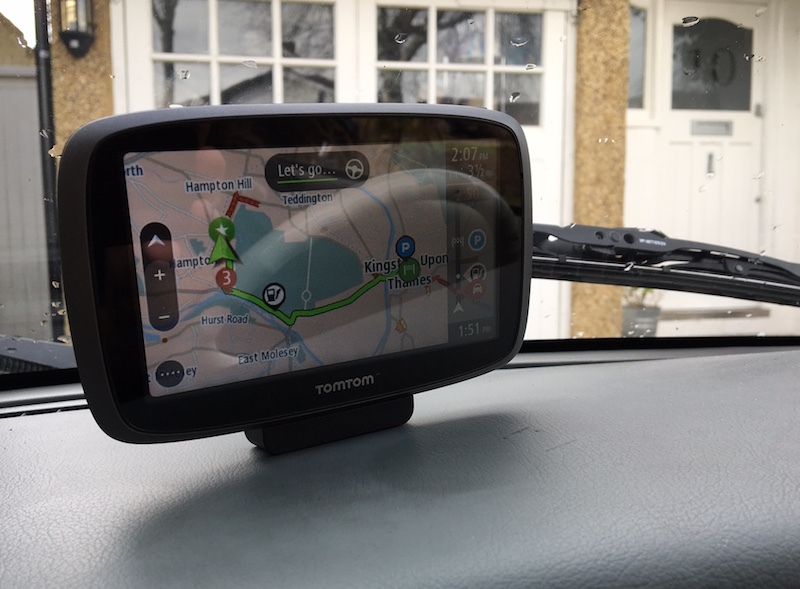 TomTom Go 5100 review | Business Car Manager