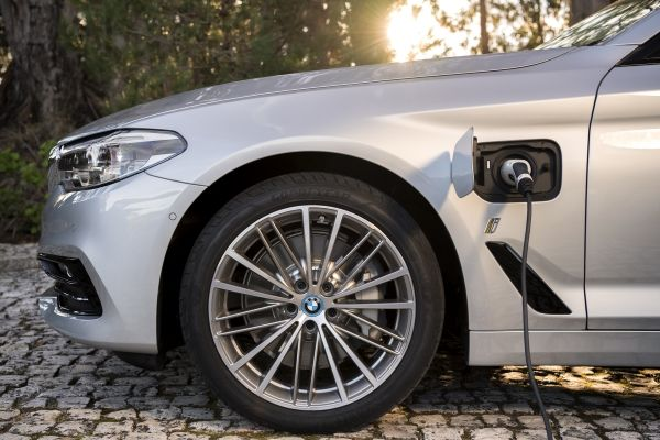 BMW Group Lower Emissions Allowance