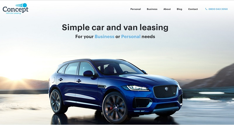 Concept Vehicle Leasing launches