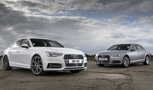 A4 Black Edition SE and S-Line