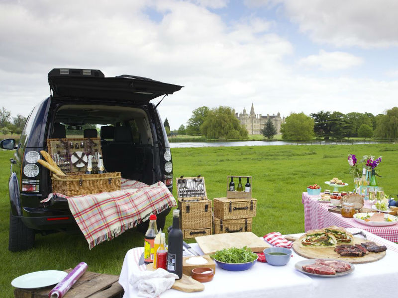 Fancy a picnic with Concept Vehicle Leasing?