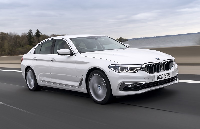 We try the BMW 530e iPerformance Hybrid
