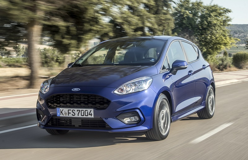 Fiesta St Line 140 >> Ford Fiesta 1.0T 140 ST-Line review | Business Car Manager
