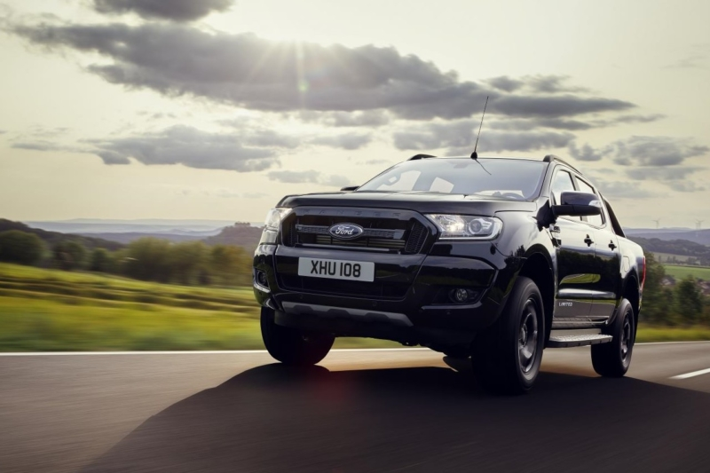 Exclusive Ford Ranger Black Edition