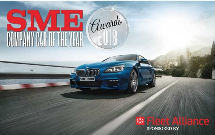 SME Company Car of the Year Awards 2018