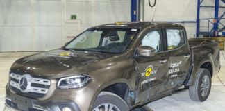 Mercedes X-Class is safest pick-up