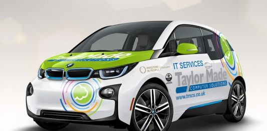BMW i3 pool cars