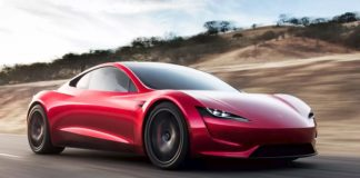 250mph electric sports car