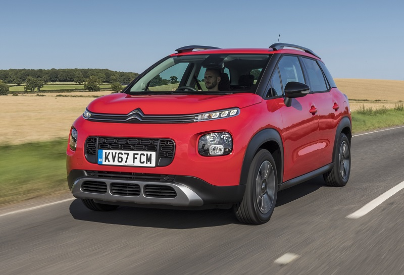 Citroen C3 Aircross Flair review | Business Car Manager