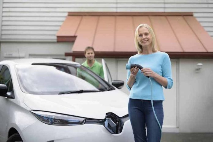 switching to 100% electric car
