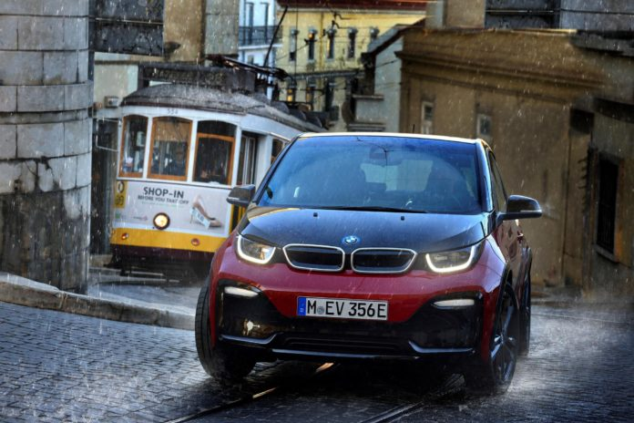 BMW i3s 50-times faster traction control