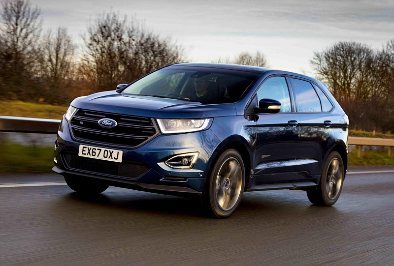 Ford Edge St Line   Tdci