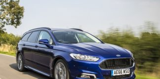 Ford Mondeo ST-Line Edition Estate