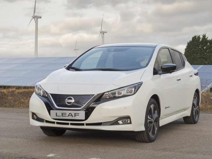 Lower prices for new Nissan Leaf