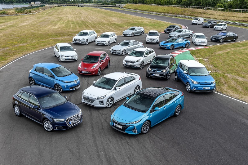 Electric Cars The Ev Market Background Business Car Manager